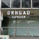 Orhgao Signage