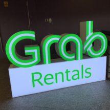 Grab Rentals